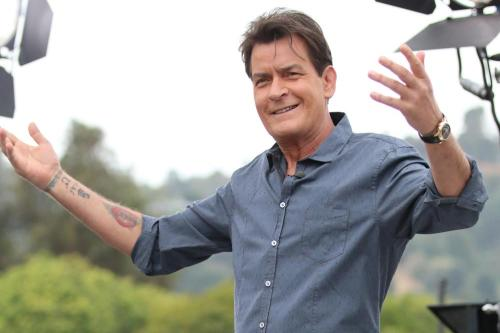 Charlie Sheen apologises to Rihanna