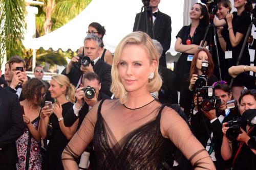 Charlize Theron says playing James Bond would be 'cray'