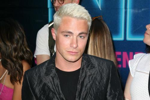 Colton Haynes pretended he was dating Lauren Conrad