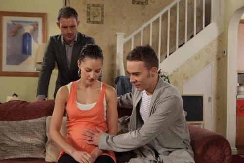 Coronation Street S Kylie Platt Expecting A Girl