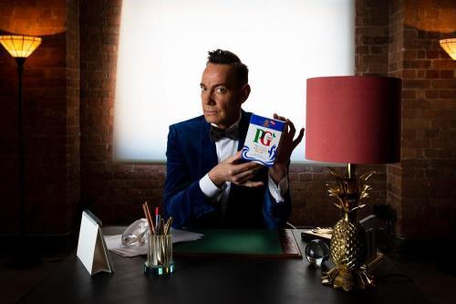 PG Tips has revealed Craig Revel Horwood as its Head of Taste