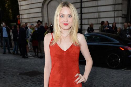 Dakota Fanning planning night in for 21st