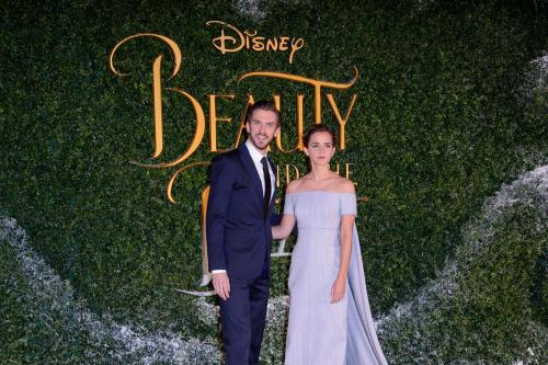 Emma Watson Feared Dan Stevens Would Break Her Foot In Beauty And The Beast