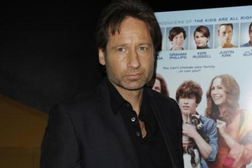 David Duchovny and Tea Leoni back together?
