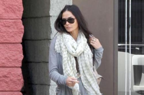 Demi Moore Dating Ex-Boyfriend's Father?