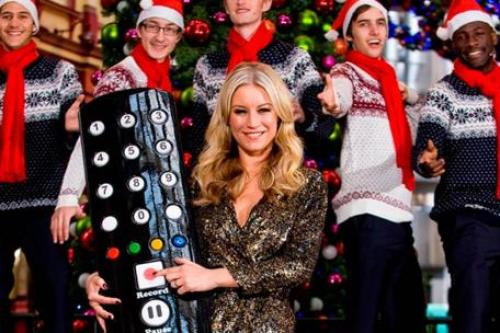 Denise Van Outen's Strictly Christmas