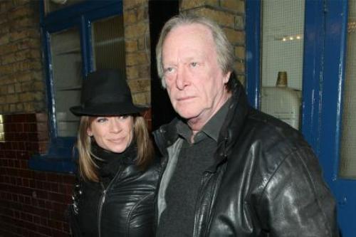 Dennis Waterman Admits Hitting Ex Wife