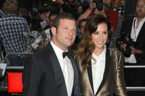 Dermot O'Leary and Dee Koppang O'Leary