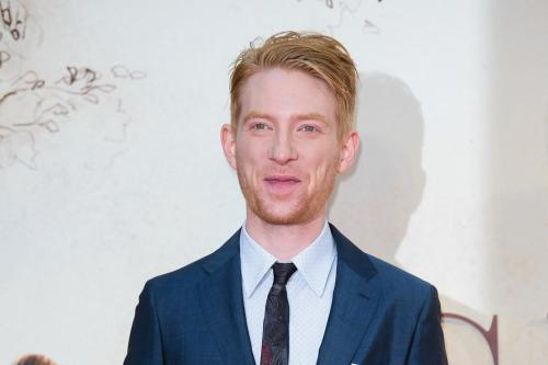 Domhnall Gleeson wants big screen reunion with Margot Robbie