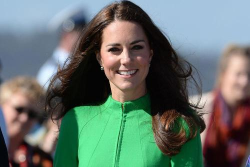 Duchess Catherine Is Pregnant.