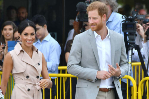 Prince Harry and Duchess Meghan want to baptize Lily in Windsor