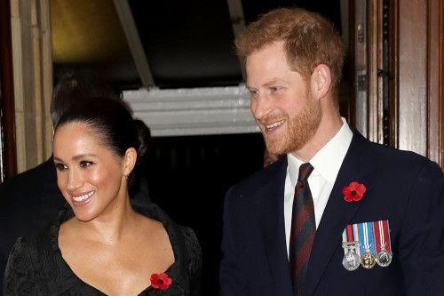Harry and Meghan are writing a book on leadership