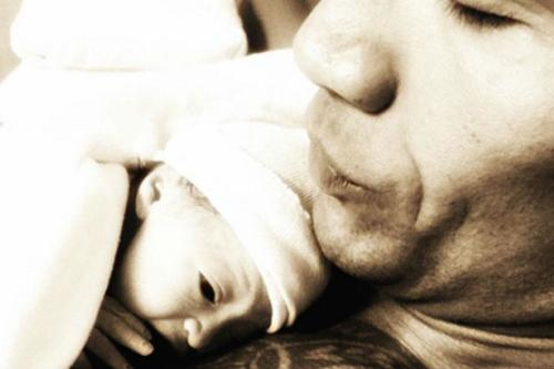 Dwayne Johnson Shares First Image of Baby Daughter