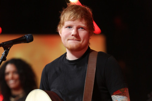 Ed Sheeran helped Lewis Capaldi find his home on the Internet