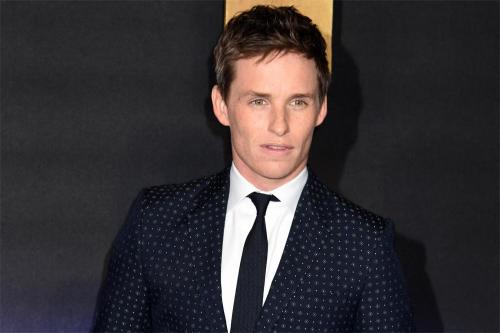 Eddie Redmayne needs a 'sleeping spell' to get some peace