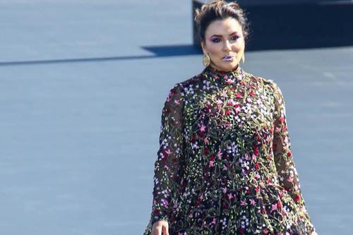 Eva Longoria praises L'Oreal