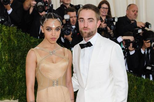 Robert Pattinson & FKA Twigs Send Out Save-The-Date Wedding Cards