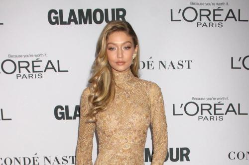 Gigi Hadid is Woman of the Year