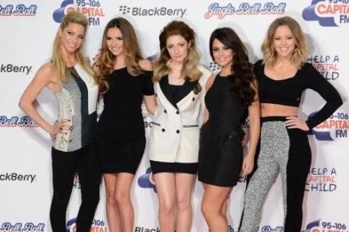 Girls Aloud Spent Near £10,000 on Alcohol at After-Show Party