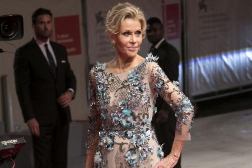 Jane Fonda 'ashamed' she knew about Harvey Weinstein scanda;