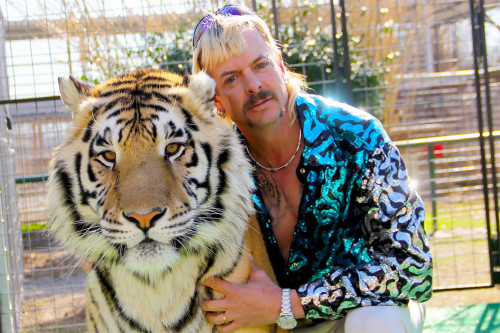 Joe Exotic 'worried' cancer may spread