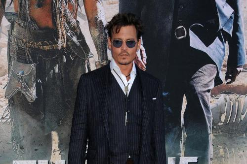 Johnny Depp Likes to go Commando