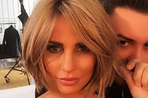 Hair Style Prices: Katie Price Debuts New Short Hairstyle