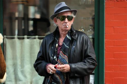 Keith Richards pays tribute to 'remarkable' Anita Pallenberg