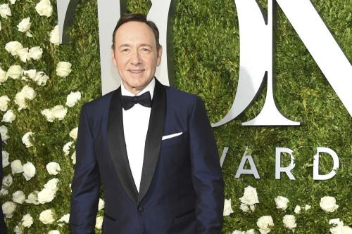 Kevin Spacey 'dropped from All the Money in the World'