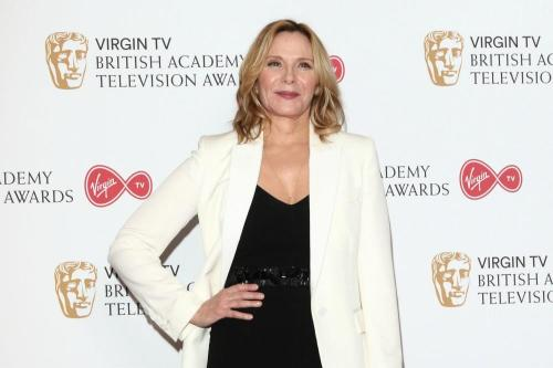 Kim Cattrall was never friends with Sex and the City co-stars