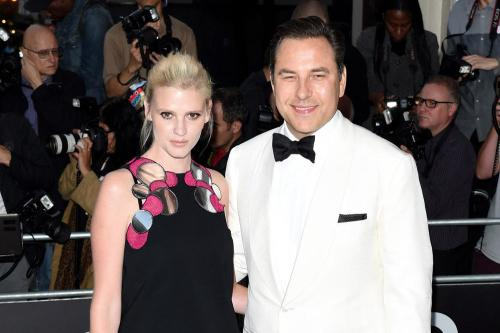 David Walliams and Lara Stone fighting over assets