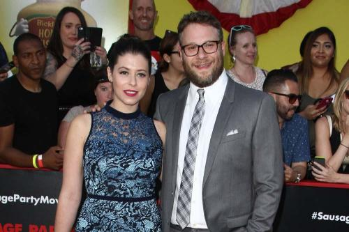 Seth Rogen's 21k takeaway bill - FemaleFirst.co.uk
