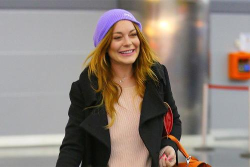Lindsay Lohan Racing To Finish Community Service