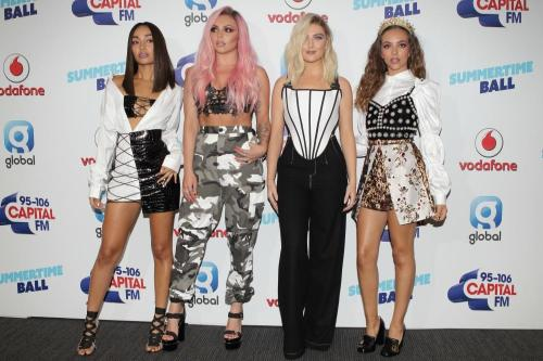 Little Mix named Best Live Act at O2 Silver Clef Awards