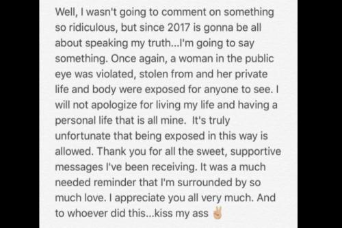 Lucy Hale slams nude photo hackers