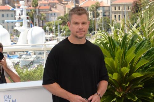Matt Damon accused of homophobic filth
