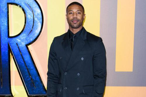 Michael B Jordan heartbroken over Stan Lee's death