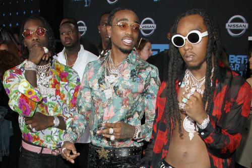Migos set for Carpool Karaoke