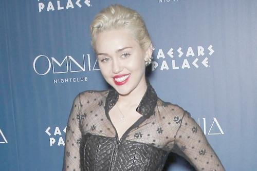 Miley Cyrus Has Rock 'n' Roll Spirit Says Alice Cooper