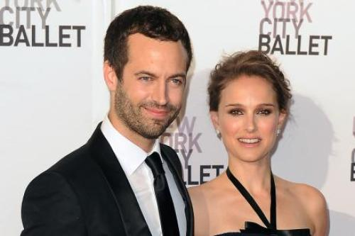 Natalie Portman and Ben Millipied Still Loved Up