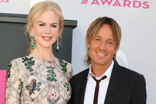 Nicole Kidman Admits She Barely Knew Keith Urban On: Nicole Kidman Didn't Know Keith Urban Before They Wed