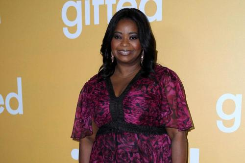 Octavia Spencer says no to underwear