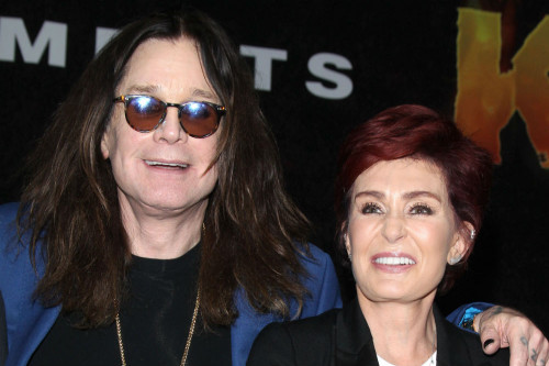Sharon Osbourne reveals she and Ozzy still have sex a