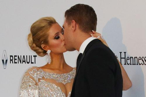 Paris Hilton: Chris Zylka's perfect