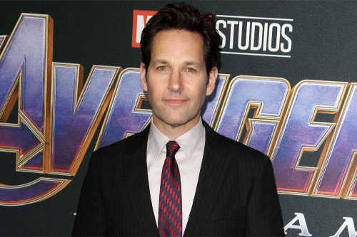 Paul Rudd switched places with masseuse Seth Rogen