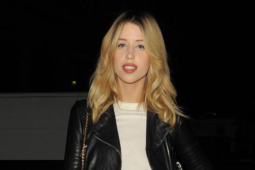 Heroin syringe used by Peaches Geldof found at home