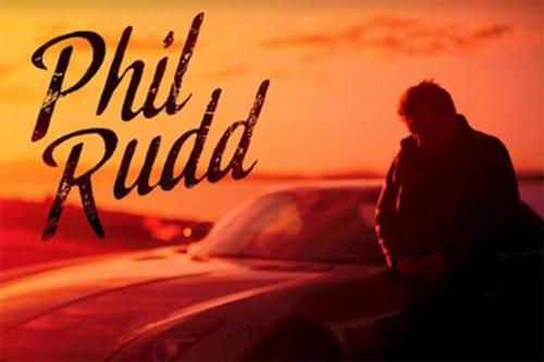 Phil Rudd's new single Sun Goes Down
