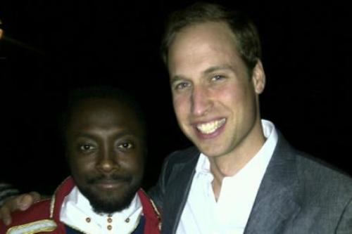 Will.I.Am Charity Work