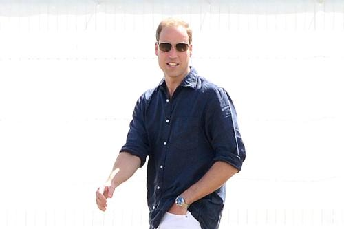 Prince William's Kenya Trip Cancelled