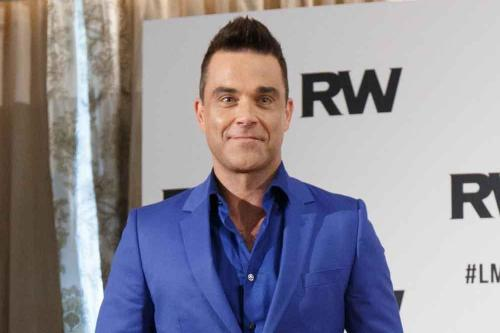 Robbie Williams Planning To Become An Actor